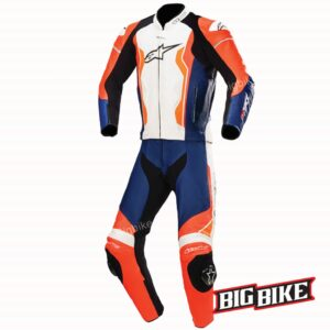 SUIT DA ALPINESTARS GP FORCE 2 MẢNH