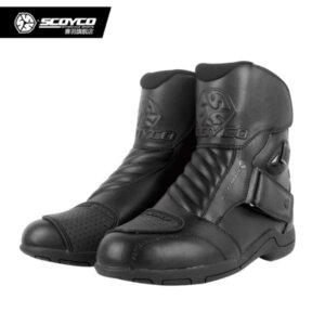 GIÀY MOTO CHỐNG NƯỚC SCOYCO MT036 ( MT036WP )-9410