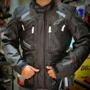áo giáp bảo hộ phượt Alpinestars
