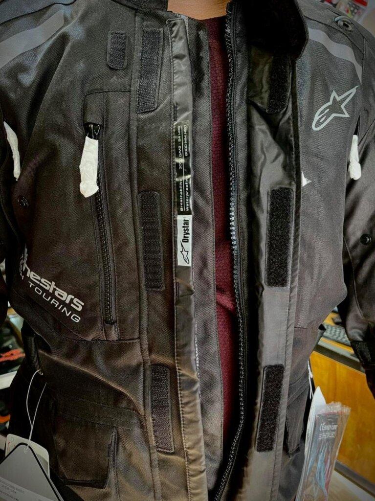 áo bảo hộ phượt Alpinestars