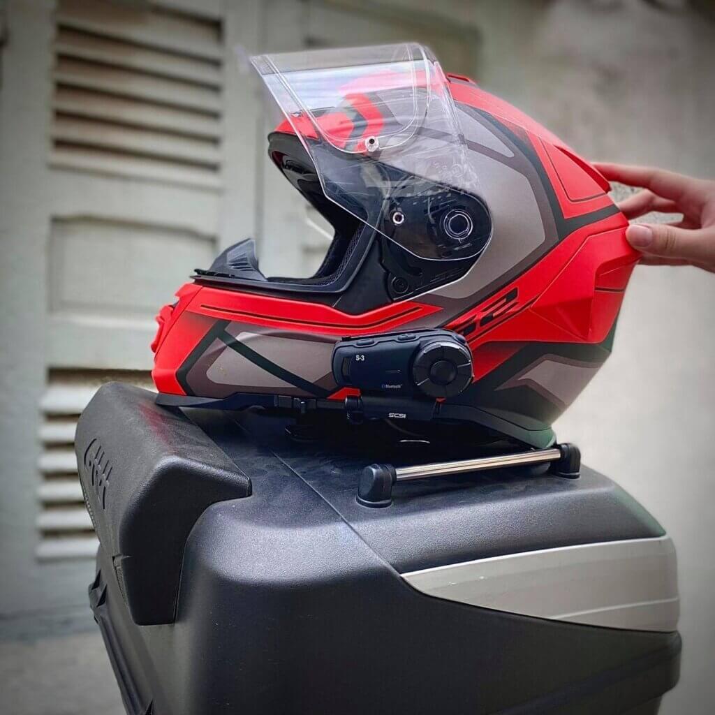nón bảo hiểm phượt moto
