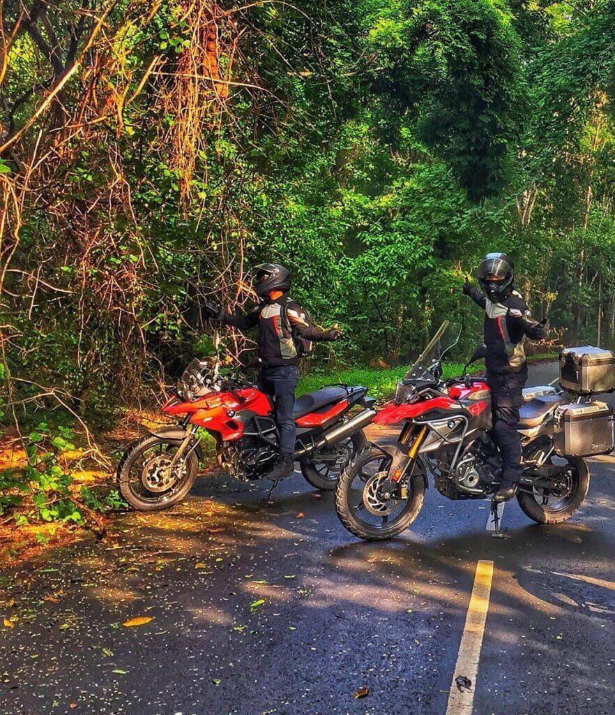 nón bảo hộ phượt moto chính hãng