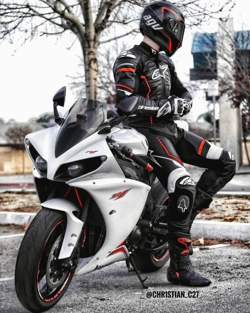đồ bảo hộ phượt moto