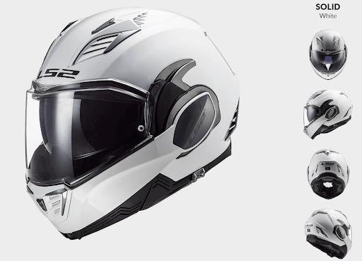 mũ bảo hiểm LS2 Valiant II