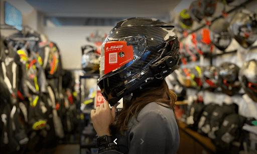 mũ bảo hiểm LS2 chất lượng